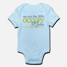 Occupy St John Infant Bodysuit