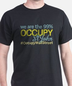 Occupy St John T-Shirt