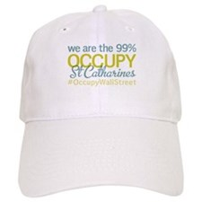 Occupy St Catharines Baseball Cap