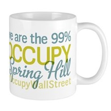 Occupy Spring Hill Mug