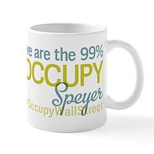 Occupy Speyer Small Mug