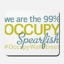 Occupy Spearfish Mousepad