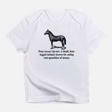 Definition of a Pony Infant T-Shirt