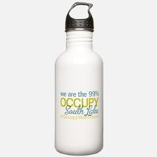 Occupy South Lake Tahoe Water Bottle