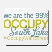 Occupy South Lake Tahoe Mousepad