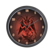 Cute Levi Wall Clock
