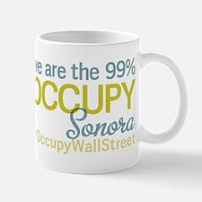 Occupy Sonora Small Small Mug