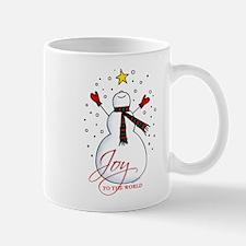 Snowman Joy Mug