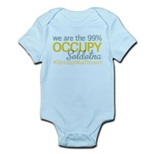 Occupy Soldotna Infant Bodysuit
