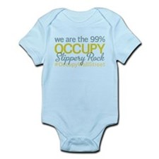 Occupy Slippery Rock Infant Bodysuit