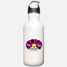 Free Tibet - Human Rights Water Bottle