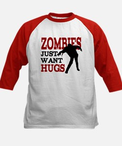 Zombies Just Want Hugs Tee