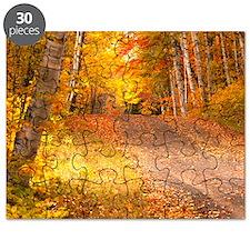 Autumn in U P Michigan Puzzle