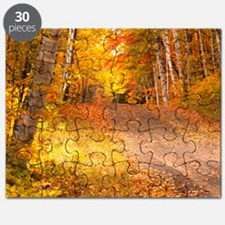 Autumn in U P Michigan Puzzle