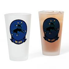 F-14 Tomcat VF-213 Black Lion Drinking Glass