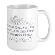 Colonial Blowback Mug