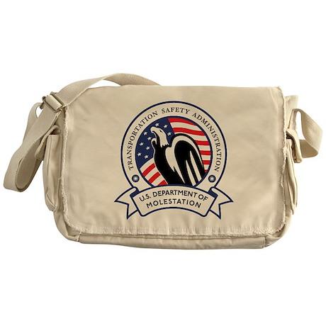 TSA Parody Messenger Bag