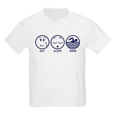 Eat Sleep Swim T-Shirt