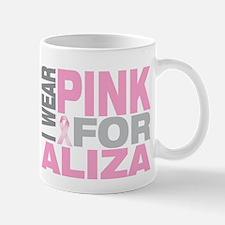 I wear pink for Aliza Mug