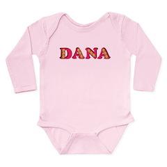 Dana Long Sleeve Infant Bodysuit