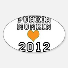 Cute Punkin Decal