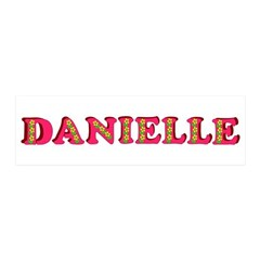 Danielle 21x7 Wall Peel