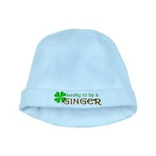Lucky Ginger baby hat