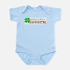 Lucky Ginger Infant Bodysuit