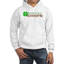 Lucky Ginger Hoodie