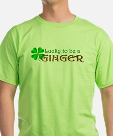Lucky Ginger T-Shirt