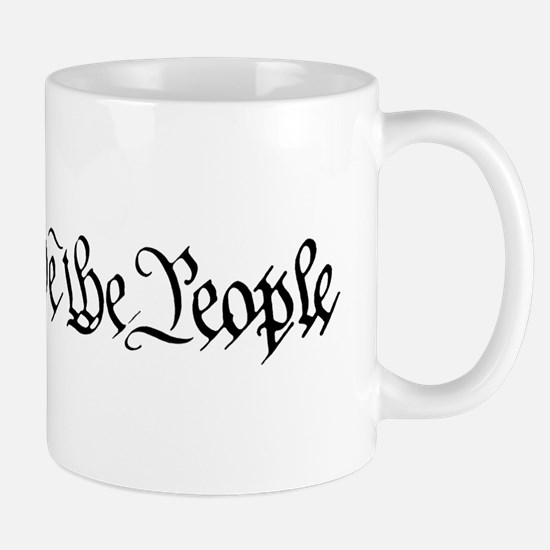 WE THE PEOPLE XVII Mug