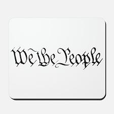 WE THE PEOPLE XVII Mousepad