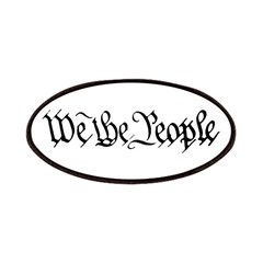 WE THE PEOPLE XVII Patches