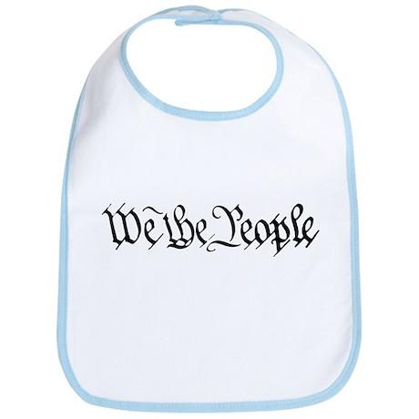 WE THE PEOPLE XVII Bib