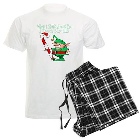 Touch My Elf Men's Light Pajamas