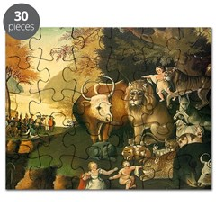 Peaceable Kingdom Puzzle