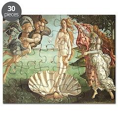 The Birth of Venus Puzzle