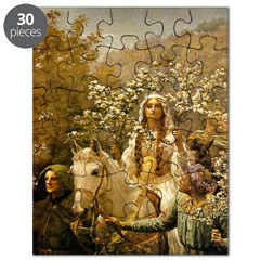Lady Guinevere Puzzle