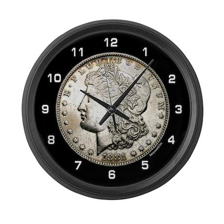 Morgan Large Wall Clock