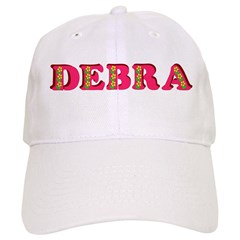 Debra Baseball Cap