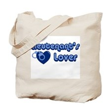 Lieutenant's Lover Tote Bag