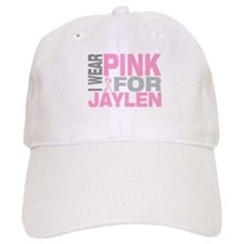 I wear pink for Jaylen Baseball Cap
