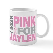 I wear pink for Jaylen Mug