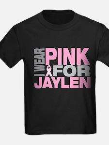 I wear pink for Jaylen T