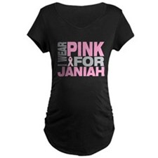 I wear pink for Janiah T-Shirt