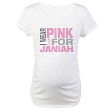 I wear pink for Janiah Shirt