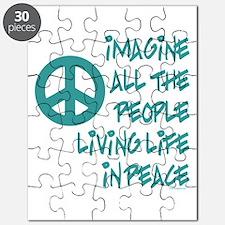 Imagine Peace Puzzle