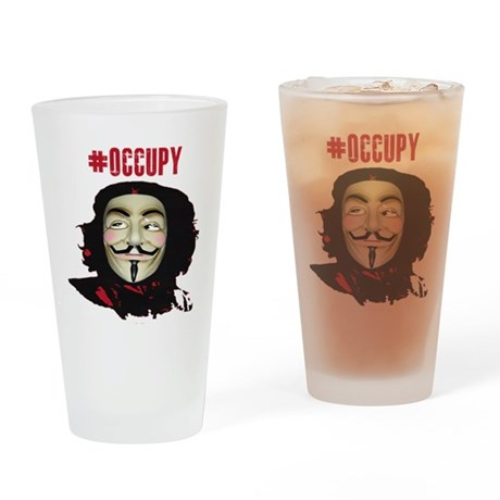 CheFawkes Drinking Glass