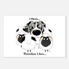 Aussie - I Herd... Postcards (Package of 8)