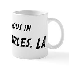 Famous in Lake Charles Mug